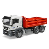 Bruder Toys 3765 - MAN TGS Construction Truck