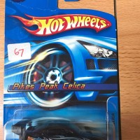 HOT WHEELS / HOTWHEELS- PIKES PEAK CELICA