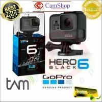 GOPRO HERO6 BLACK - GO PRO HERO6 - GOPRO HERO 6 Garansi TAM