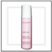 Clarins White Plus Brightening Mousse Cleanser 50 ml