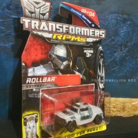 TRANSFORMERS RPMs - ROLLBAR - HASBRO ORIGINAL