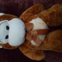 boneka baby millo / boneka monyet besar