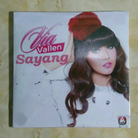 CD Album Via Vallen - Sayang (2017)