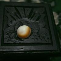 Harga mustika batu alami keong buntet | Hargalu.com