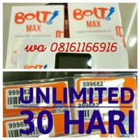 Jual mifi modem bolt aquila max plus kartu perdana unlimited 30 hari Murah