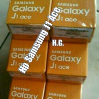 Hp Samsung Galaxy J1 Ace New 4G LTE Garansi Resmi 1 Tahun Hp J1ACE