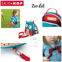 Skip Hop Zoo Let Mini Backpack with harness