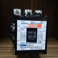 Magnetig contactor HITACHI H-100C 220V
