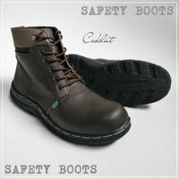 Sepatu Pria Kickers Safety Boots Converse Vans Wakai Adidas Nike NB