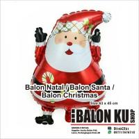 Jual Balon Natal / Balon Santa / Balon Christmas Murah
