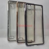 new Softcase List Croom Oppo Mirror 5 A51Miror5 Pelindung Belakang HP