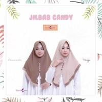 HIJAB KUALITAS BUTIK Jilbab Candy by EQ Hijab