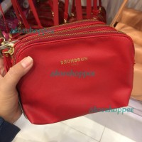 BRUNBRUN Paris Agnetha Red Sling Bag Tas Selempang