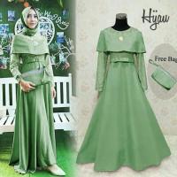 838 Rena / baju muslim / hijab / gamis / maxi / dress
