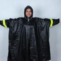 MCD4 Jas Hujan Mammoth Karet PVC Anti Tembus Air Hujan Batman Ponco k