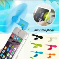 kipas angin otg apple iphone 5 / 6 lighting lightning mini fan hp 8pin