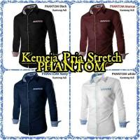 Pakaian laki laki murah atasan pria murah Kemeja Pria Stretch PHANTO