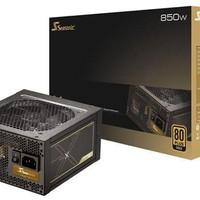 Ready stok Seasonic X850 850W Full Modular - 80+ Gold