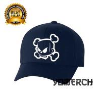 Topi Baseball Navy DC KEN BLOCK keren Yomerch