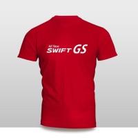 kaos baju pakaian otomotif KAOS SUZUKI ALL NEW SWIFT GS murah