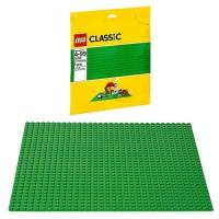 LEGO CLASSIC 10700 BASE PLATE 32X32 HIJAU
