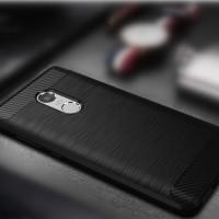 Xiaomi Redmi 4 - 4 Prime - 4 Pro Thin Softgel Case Carbon casing cover