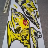 Striping Sticker Variasi Honda Scoopy F1 Thailook -1