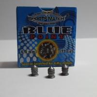 Mimis peluru Blue point 4.5mm
