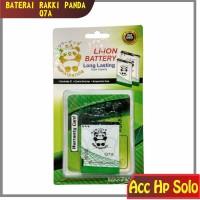 Baterai Batre Batere Advan Q7A Rakki Panda Double IC Protection