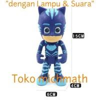 PJ Mask figurin besar / big PJ Masks figurine with light & sound