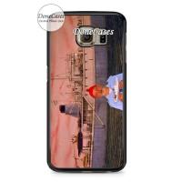 Casing Samsung S6 Life Aquatic Steve Zissou Hard Case Custom