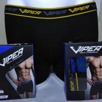 Boxer Jumbo Viper XXXL - XXXXL / Boxer Big size / Boxer besar CD besar