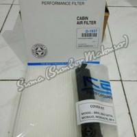 filter kabin / filter Ac + coverkit Honda Mobilio,Brio,BRV,HRV,Feed