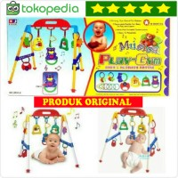 Musical Playgim Mainan Anak Bayi