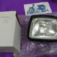 harga Lampu Depan Headlamp Reflektor Assy Honda C700 C800 Supecub Supercup Tokopedia.com