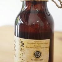 Ekstrak Vanili (Vanilla Extract) Nonalkohol (Halal) 60 ml (Via Gojek)