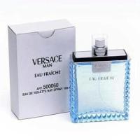 (Dijamin) Parfum Original Tester Versace Man Eau Fraiche 100ml EDT