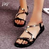 Harga new sepatu sandal wanita wedges heels flatshoes boot sneakers kets   WIKIPRICE INDONESIA