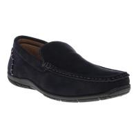 PREMIUM Sepatu Pria Bata Marti Blue 8319575 pria cowok keren kerja ku