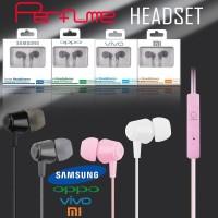 HANDSFREE / HEADSET / EARPHONE PERFUME FOR OPPO STEREO BASS