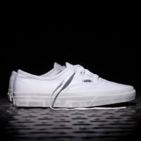 Sepatu Vans Authentic True White ORIGINAL