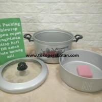 Panci kukus / Steamer Rice cooker maspion 28cm (panca Guna)