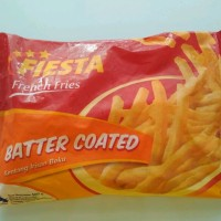 FIESTA FRENCH FRIES BATTER COATED 500g