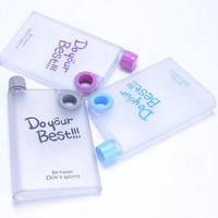New Memo Bottle Do Your Best Doff / Botol Minum Plastik Memo Bottle A5