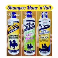 Shampoo Kuda Mane n Tail Original USA