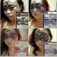 Dress Code Black Mediheal Masker Korea (HITAM/BLACK)