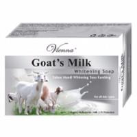 [ SABUN BATANG ] vienna goat's milk SOAP WHITENING PEMUTIH