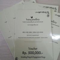 Voucher Ivana Jewellery Rp. 500,000