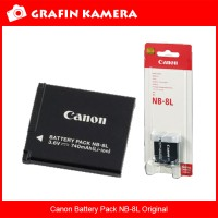 Canon Battery Pack NB-8L (Original)