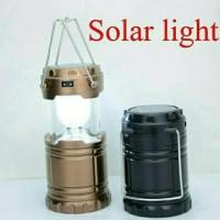 Jual Lentera Emergency Tarik Solar + Power Bank Berkualitas